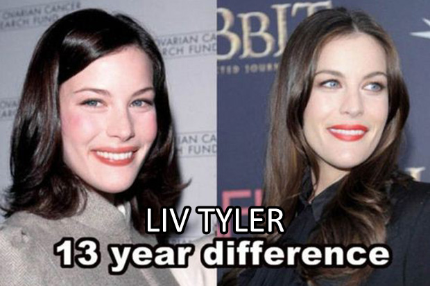Celebrities That Just Don't Age