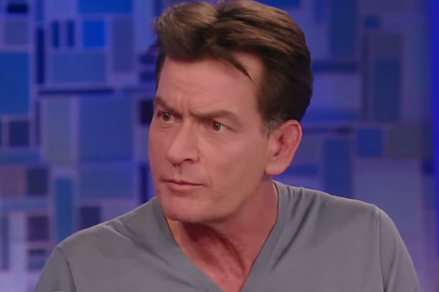 Charlie Sheen Returns From The Dead?