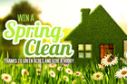 WIN a $500 Spring Clean voucher thanks to Green Acres and Hire A Hubby