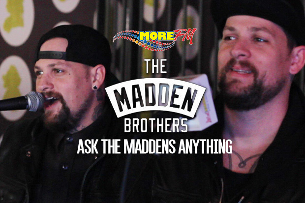 Ask the Madden Brothers Anything Highlights
