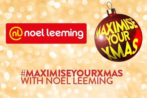 #MAXIMISEYOURXMAS with Noel Leeming!
