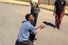 Amazing Street Performers in South Africa