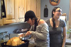 Mum Pranks Daughter with Pregnant Turkey