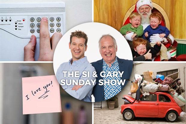 Si & Gary- Podcast Sunday 20 Dec