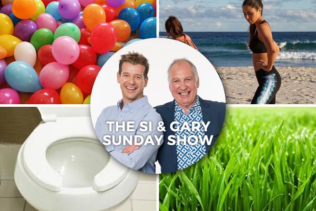 Si & Gary- Podcast Sunday 10 April