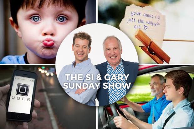Si & Gary- Podcast Sunday 1 May