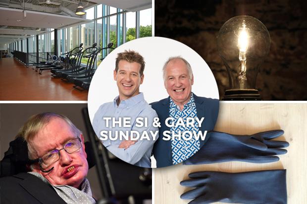 Si & Gary- Podcast Sunday 12 June