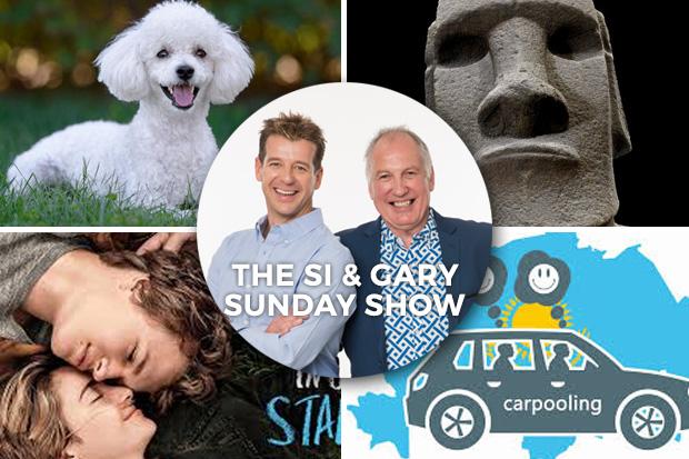Si & Gary- Podcast Sunday 3 July