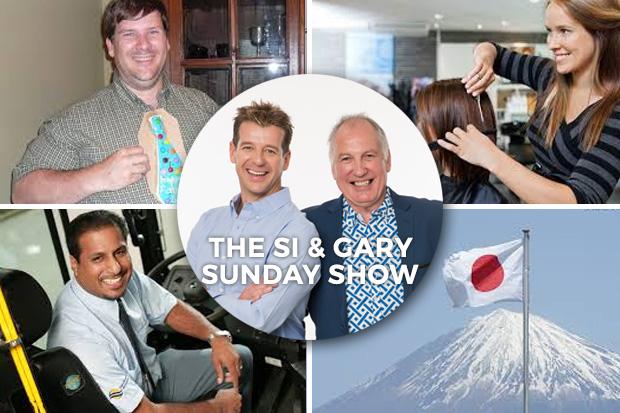 Si & Gary- Podcast Sunday 4 Sep