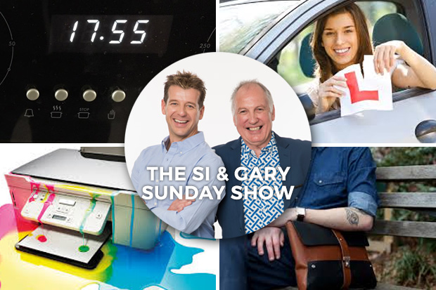 Si & Gary- Podcast Sunday 11 Sep