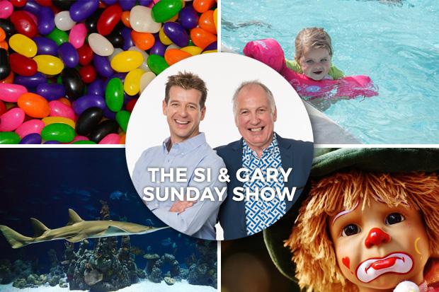 Si & Gary- Podcast Sunday 16 OCT 2016