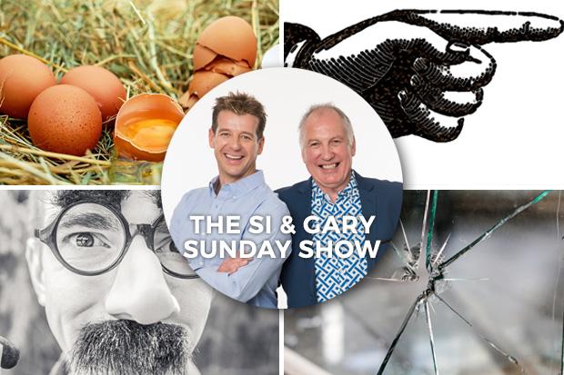 Si & Gary- Podcast Sunday 13 Nov