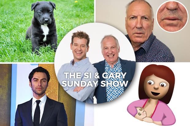 Si & Gary- Podcast Sunday 20 Nov 2016