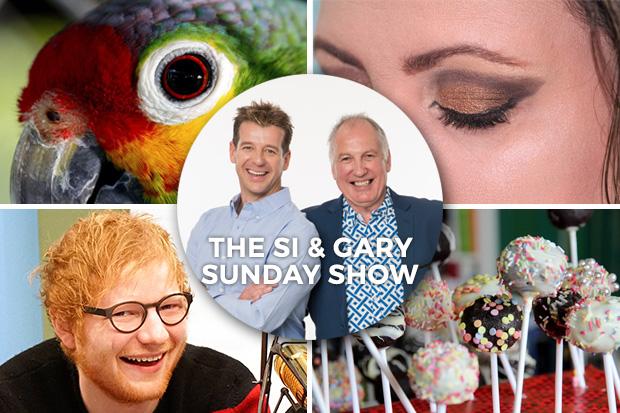Si & Gary - Podcast Sunday 5 Feb 2017