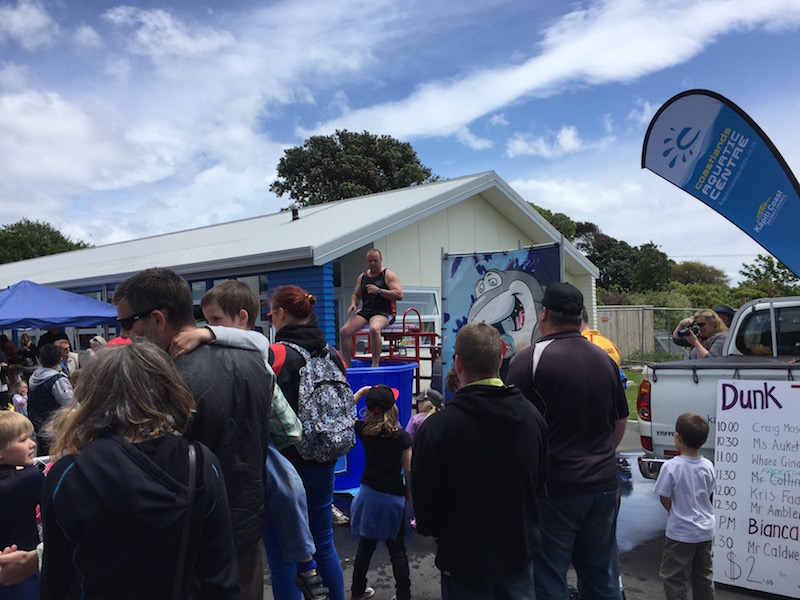 Paraparaumu School Fair 2015