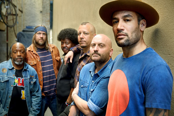 Ben Harper & the Innocent Criminals 2016 NZ Tour