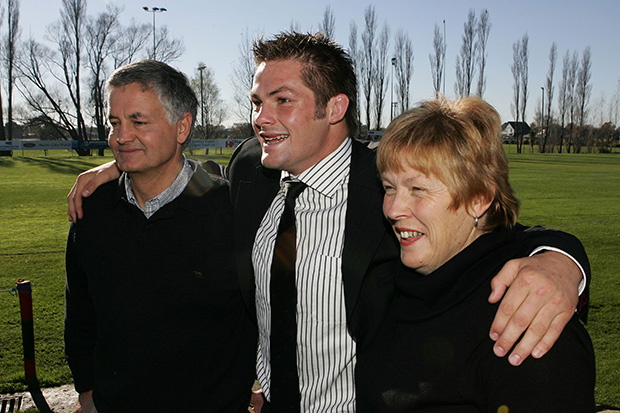 Highlights Of Richie McCaw's Decorated Career
