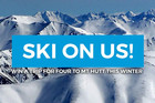 Win a Ski Family Trip to Mt Hutt