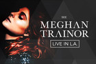 Win a trip to L.A. to see Meghan Trainor
