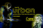 Win your More FM Ticket to Keith Urban and Carrie Underwood in concert