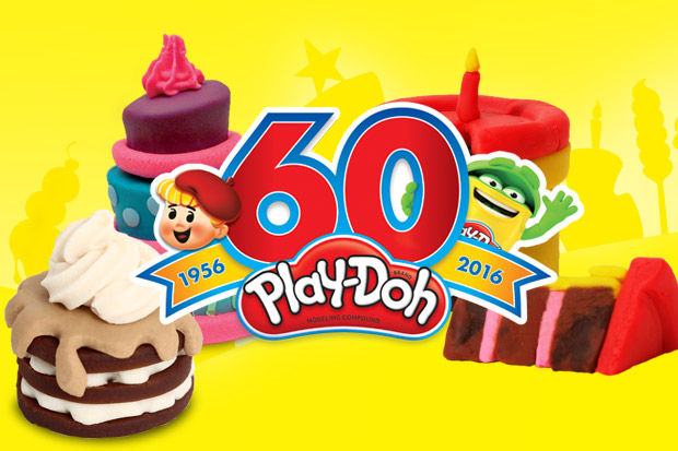 Win with Play-Doh's 60th Birthday!