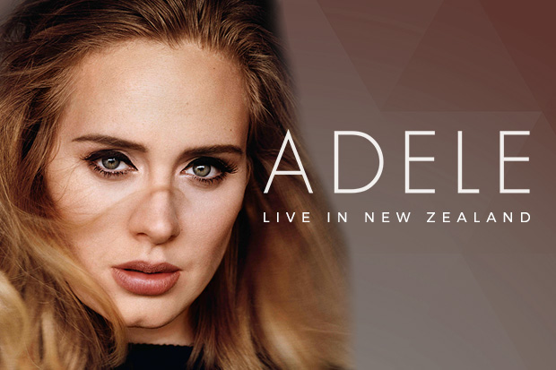 More FM has your tickets to Adele live in New Zealand