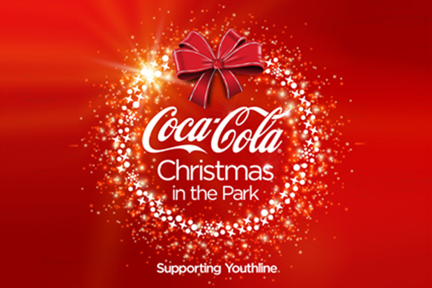 Win a VIP experience at Coca-Cola Christmas in The Park