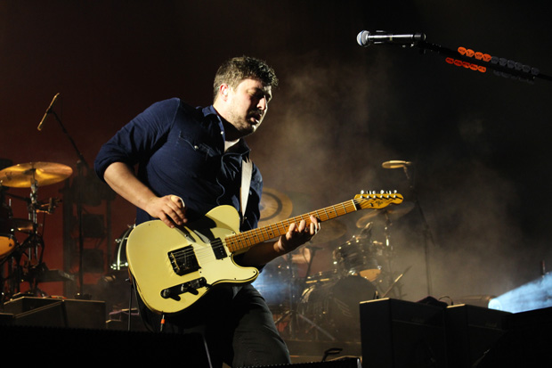 Photos from Mumford & Sons Auckland concert