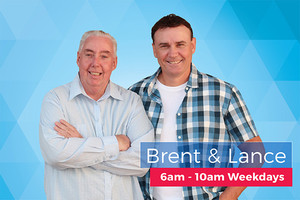 More FM Breakfast with Brent & Lance