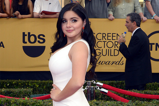 Modern Family's Ariel Winter Showcases Her New Curves After Breast Reduction Surgery