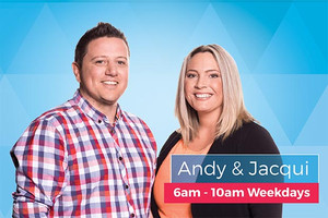 More FM Breakfast with Andy & Jacqui