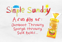 Win $1,000 for Bookabach at the Nature's Fresh Simple Sunday Fun Day!