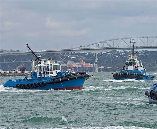 Win a spot on the Auckland Anniversary Regatta Tug Boats