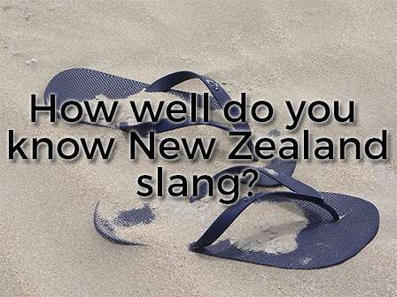 QUIZ: How well do you know New Zealand slang?