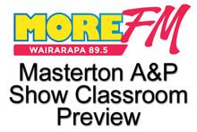 Masterton A&P Show Classroom Preview