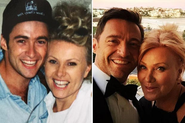 Hugh Jackman gushes over his 20 year romance with wife