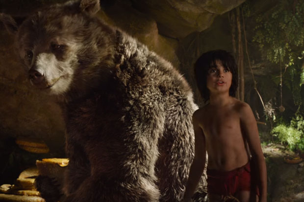 The Jungle Book movie reveals new trailer, and new 'Bare Necessities'