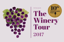 Win a trip for you and three friends to The Winery Tour