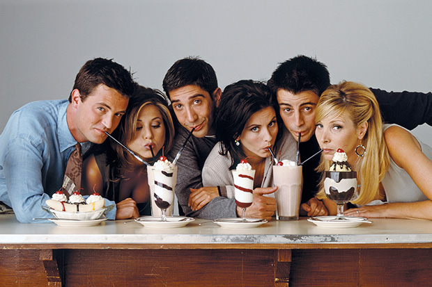 People who watch re-runs of Friends tend to be smarter