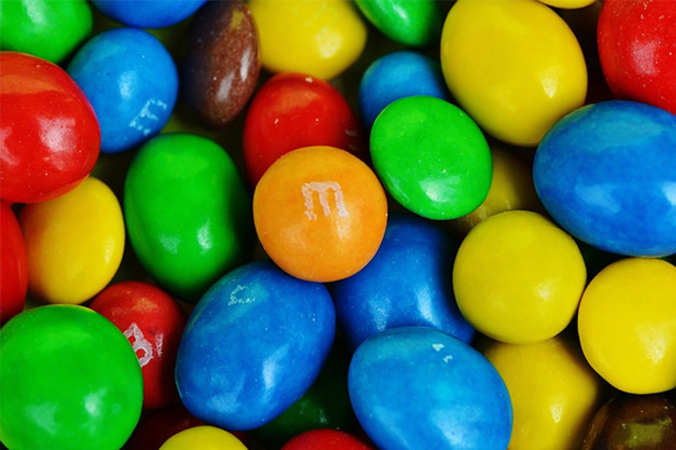 A new caramel M&M's flavour is on the way!