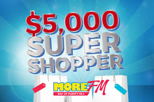 You Could Win the Super Shopper
