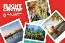 Flight Centre Worldwide Win It Weekend