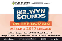 Win your More FM Ticket to Selwyn Sounds
