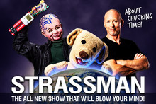 Win your More FM Ticket to Strassman