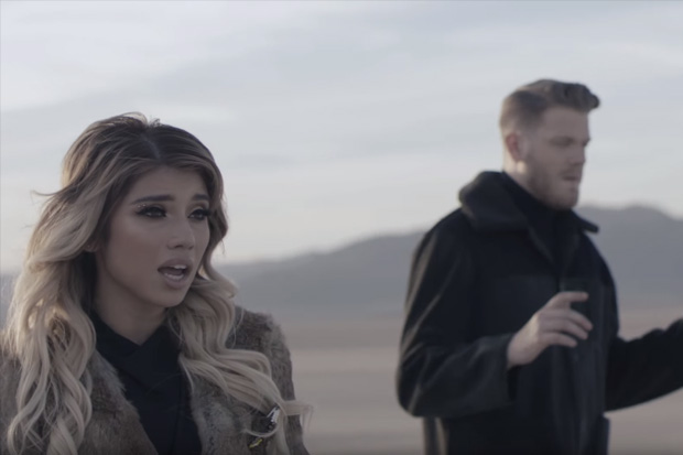 Pentatonix's version of Hallelujah will leave you with chills!