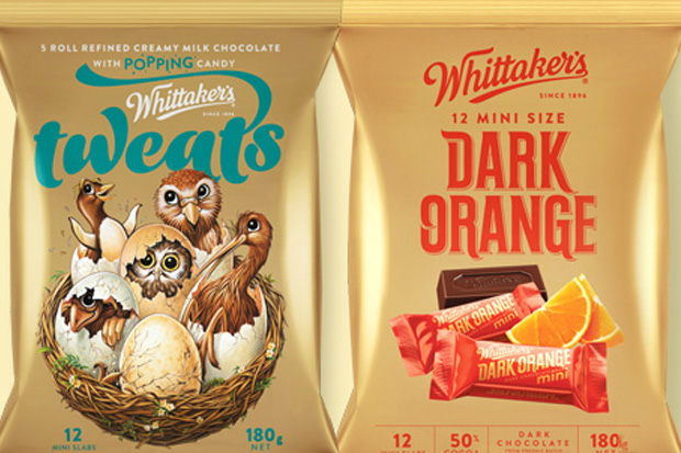 Whittaker's has announced 2 new flavours of chocolate!