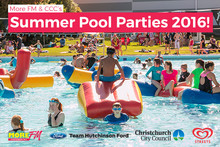 CCC Summer Pool Parties 2016!