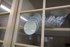 How do you save the porcelain plates?