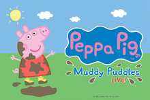 Win your More FM Ticket to Peppa Pig Muddy Puddles Live!