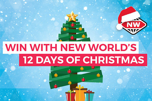 New World's 12 Days of Christmas